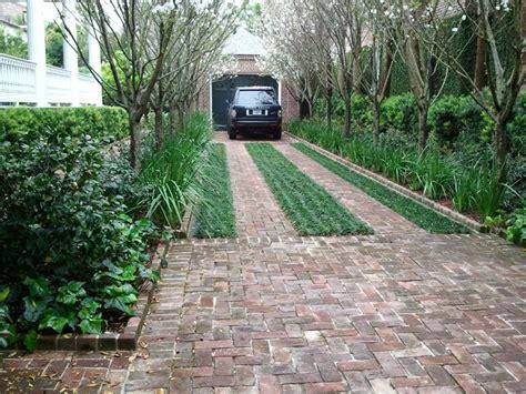 best 25 brick driveway ideas on driveways