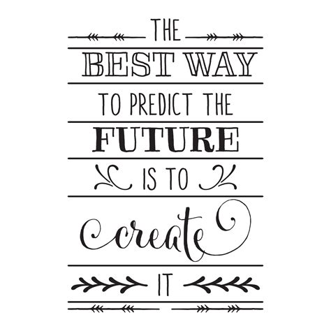 Create The Future Wall Quotes™ Decal Wallquotescom