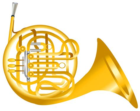 Horns Clipart Free Horn Clipart Clipground