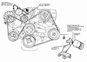 Need A Belt Diagram For1997 Thor Hurricane Ford 460 Ci