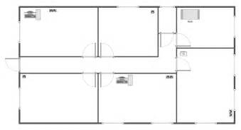 Design A Floor Plan Free Network Layout Floor Plans Solution Conceptdraw
