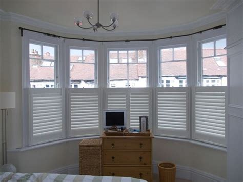 bay window curtain poles bay window curtains and curtain