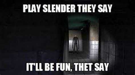 Slender Man Memes - image gallery slender meme