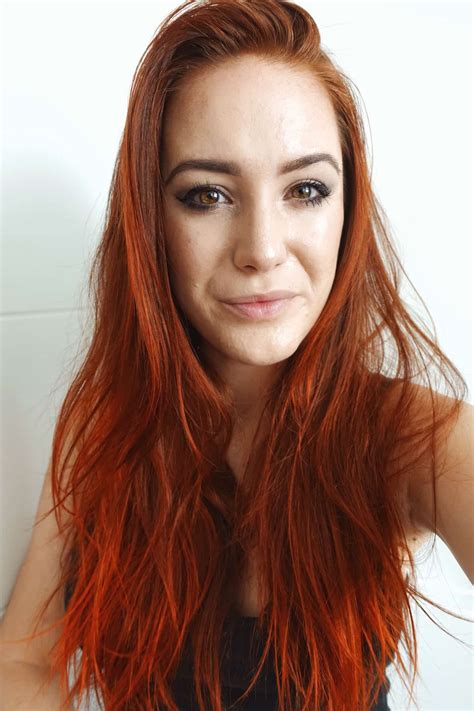 Brown Hair Dye by Arctic Fox Hair Dye Review Sunset Orange And Cosmic