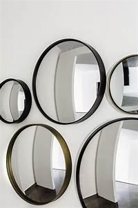 Miroir Rond à Suspendre : miroir rond a suspendre 17 id es de d coration ~ Teatrodelosmanantiales.com Idées de Décoration