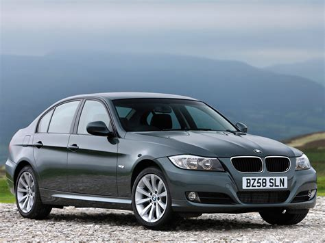 2009 Bmw 3-series Uk Version Pictures