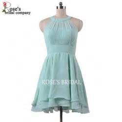 cheap mint green bridesmaid dresses aliexpress buy vestido de festa halter chiffon mint green bridesmaid dresses 2015