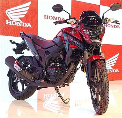 Auto Expo 2018 Honda Xblade Makes Official Debut In India