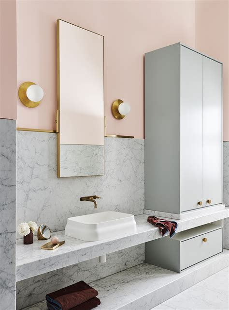 Modern Bathroom Color Palette by Bathroom Retreats With Dulux Eboss
