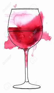 Glass Of Wine Drawing at GetDrawings.com | Free for ...