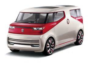 future home interior design suzuki takes the wraps the air triser minivan concept