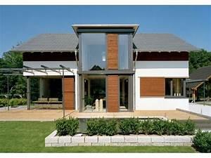 Holzhaus Fertighaus Schlüsselfertig : vorbau modern mit viel glas frammelsberger r ingenieur holzbau gmbh hausxxl blockhaus ~ A.2002-acura-tl-radio.info Haus und Dekorationen