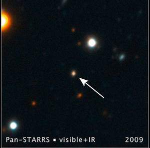 Astronomers Observed Evolved Star Being Devoured
