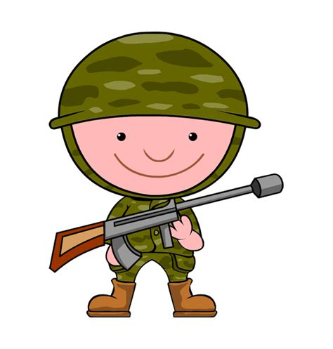 Soldier Clipart Soldier Clipart Clipart Panda Free Clipart Images