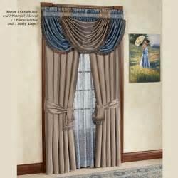 Waterfall Valances Window Treatments