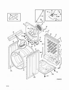 Frigidaire Dryer Parts