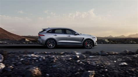 Jaguar F Pace Hd Picture by 2019 Jaguar F Pace Svr Wallpapers Hd Images Wsupercars