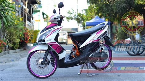Modif Mio Sporty Ala Thailand by Yamaha Mio Sporty Thailand Yamaha Mio Sporty Thailand