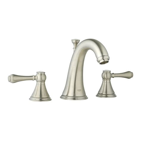 grohe bathroom faucets grohe 20801 geneva widespread faucet atg stores
