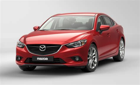 Mazda 6 Image by 2013 Mazda6 Official Pictures And Details Photos