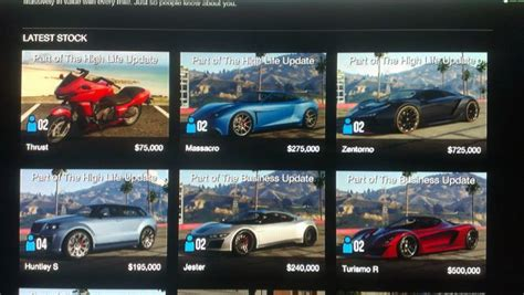 Gta Online Patch 1.13 Live Now, Size 276 Mb, Adds New Cars
