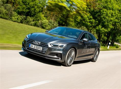 Audi A5 Sportback G Tron Autotest En Specificaties
