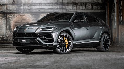 Lamborghini Urus Picture by 2019 Lamborghini Urus By Abt Sportsline Pictures Photos