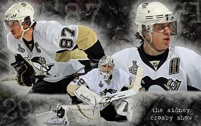 Sidney Penguins Crosby Desktop Pittsburgh Pens Wallpapers