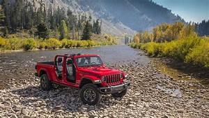El Jeep Gladiator Llegar U00e1 A Espa U00f1a El Pr U00f3ximo A U00f1o