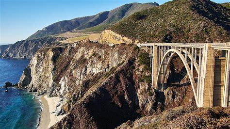 Los Angeles Wohnen by Zwischen Los Angeles Und San Francisco Der Highway 1