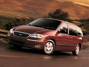 2000 Ford Windstar - Overview