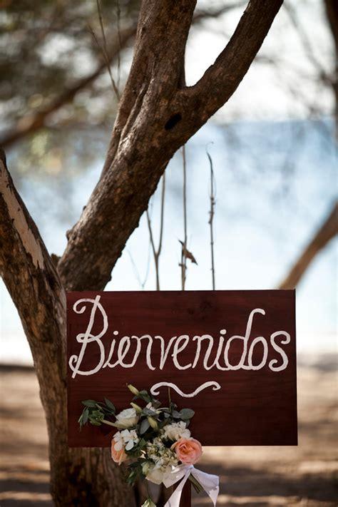 real wedding jenna esteban  reserva conchal beach