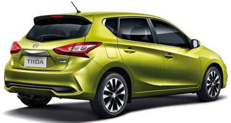 New Nissan Tiida (Pulsar) debuts at Beijing Auto Show ...