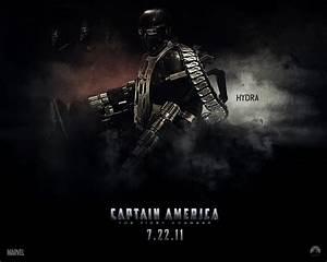 Captain America | SuperHero Central