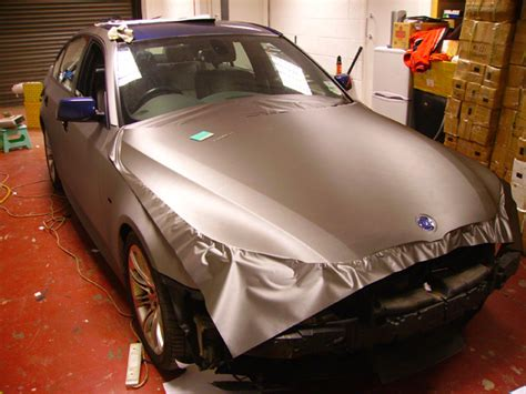Steel Car by Bmw Wrapping