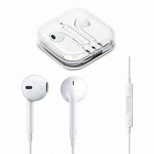 Headset Iphone 6 : 1pc headset earbuds earphones with remote mic for apple ~ Jslefanu.com Haus und Dekorationen