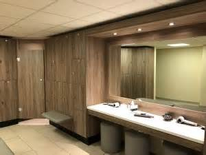 Our New Ladies Changing Rooms Are Now Complete! The
