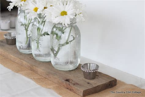 8 Rustic Wedding Tables