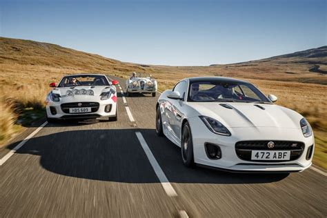 Jaguar Builds Rally-ready 2019 F-type To Turn Heads