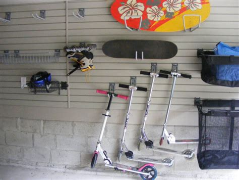 garage sports storage creative solutions for storing sporting goods in your