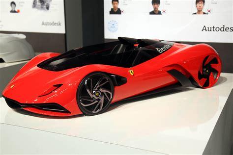 Los 4 Concepts De Ferrari Que Nunca Has Visto