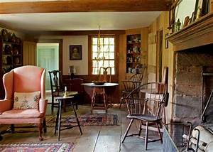 A Classic 18th Century Home Restoration Design For The