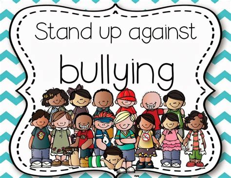 Anti Bullying Clipart Clipartioncom