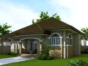 Home Design Gallery Contemporary Single Storey House Plan Home Design