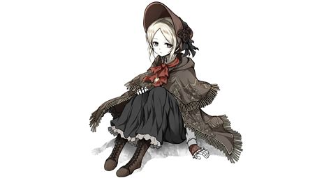 Find the best bloodborne wallpapers on wallpapertag. Download 3500x1969 Gothic Anime Girl, Lolita Fashion, Hat ...