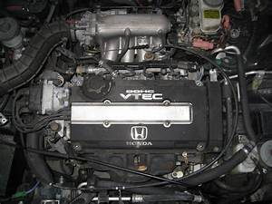 B16a Engine