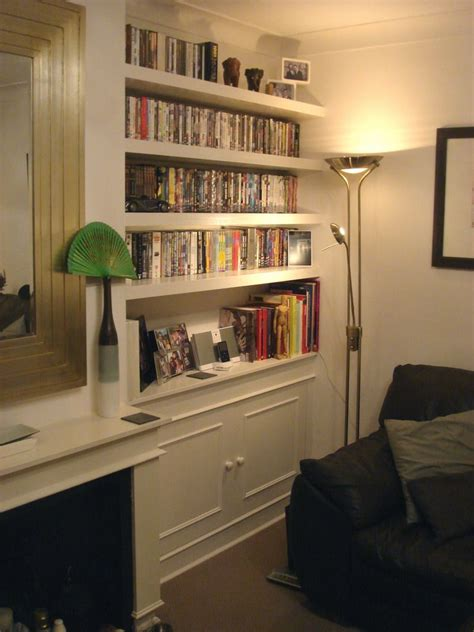 Living Room Storage Cupboards by Living Room Bookcase Ideas Search