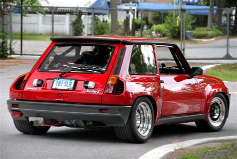 renault r5 turbo renault 5 turbo review and photos