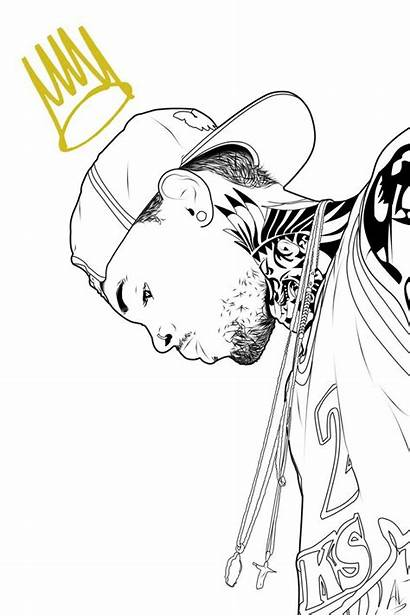 Chris Brown Wallpapers Drawing Tattoo Drawings Dope