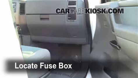 2004 Nissan Pathfinder Fuse Box by Interior Fuse Box Location 2001 2004 Nissan Pathfinder